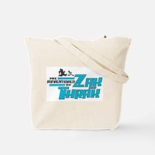 Zak and Thrak Tote Bag