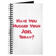 Have You Hugged Your Joel? Journal