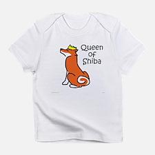 Unique Sheba inu Infant T-Shirt