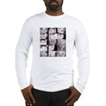 The many faces of LabRat Long Sleeve T-Shirt