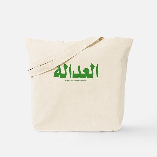 Tote Bag - Justice
