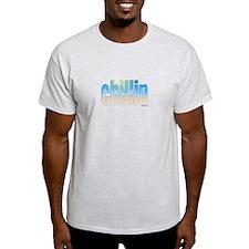 panamacitybeachFLchillin11 T-Shirt