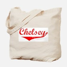 Chelsey Vintage (Red) Tote Bag