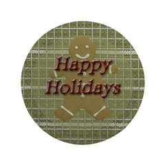 Happy Holidays Gingerbread 3.5