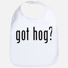 got hog? Bib