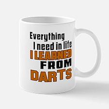 Everything I Learned From Darts Mug