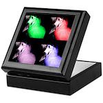 LabRat goes Warhol Keepsake Box