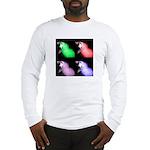 LabRat Goes Warhol Long Sleeve T-Shirt