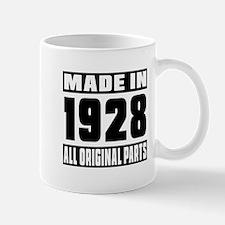 Made In 1928 Mug
