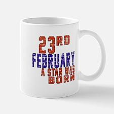 23 February A Star Was Born Mug
