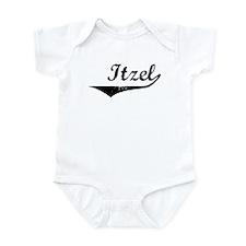 Itzel Vintage (Black) Infant Bodysuit
