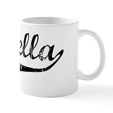 Izabella Vintage (Black) Coffee Mug