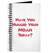 Have You Hugged Your Noah? Journal