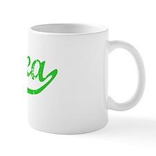 Galilea Vintage (Green) Mug
