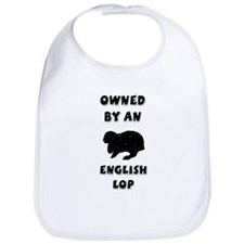 Owned by an English Lop Bib