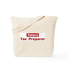 Future Tax Preparer Tote Bag