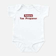 Future Tax Preparer Infant Bodysuit