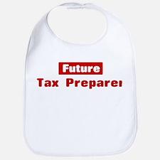 Future Tax Preparer Bib