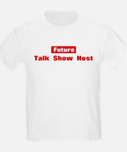 Future Talk Show Host T-Shirt