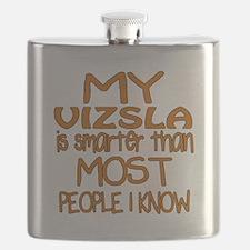 My Vizsla is smarter Flask