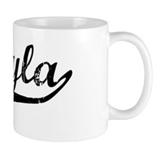 Jakayla Vintage (Black) Mug