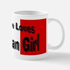 Italian Girl Mug