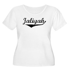 Jaliyah Vintage (Black) T-Shirt