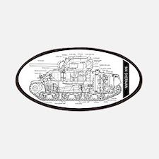 M4 SHERMAN CUTAWAY Patch