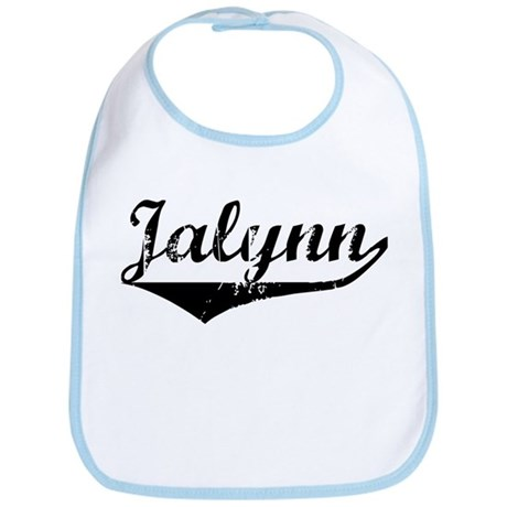 Jalynn Vintage (Black) Bib