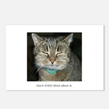 Don't Even... Postcards (Package of 8)