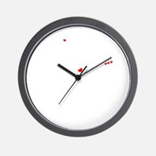 Lue Wall Clock