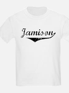 Jamison Vintage (Black) T-Shirt