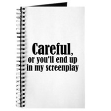 Careful... screenplay - Journal