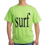 308.surf Green T-Shirt