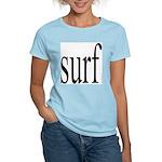 308.surf Women's Pink T-Shirt