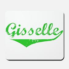 Gisselle Vintage (Green) Mousepad