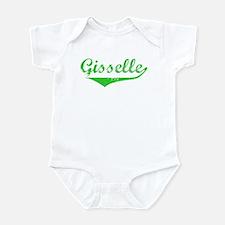 Gisselle Vintage (Green) Infant Bodysuit