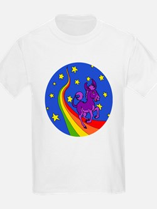 Purple Donkey T-Shirt