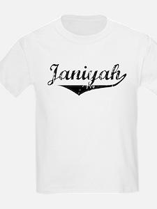 Janiyah Vintage (Black) T-Shirt