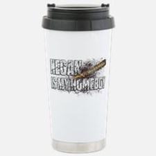 Funny Leader Travel Mug