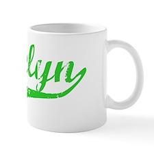 Gracelyn Vintage (Green) Mug
