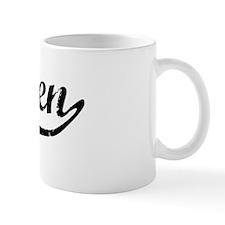 Jayden Vintage (Black) Mug