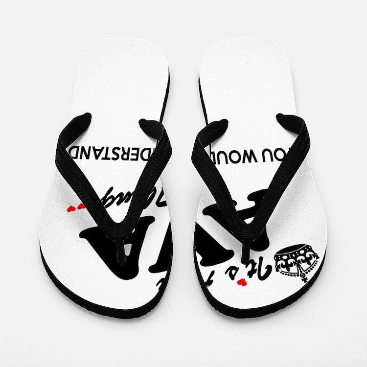 Cute Ava Flip Flops