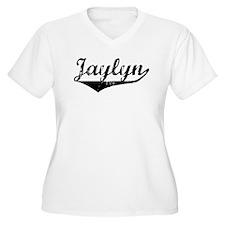 Jaylyn Vintage (Black) T-Shirt