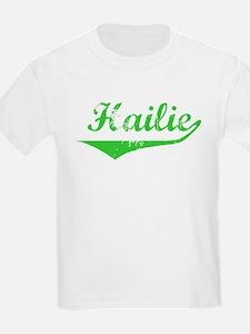 Hailie Vintage (Green) T-Shirt