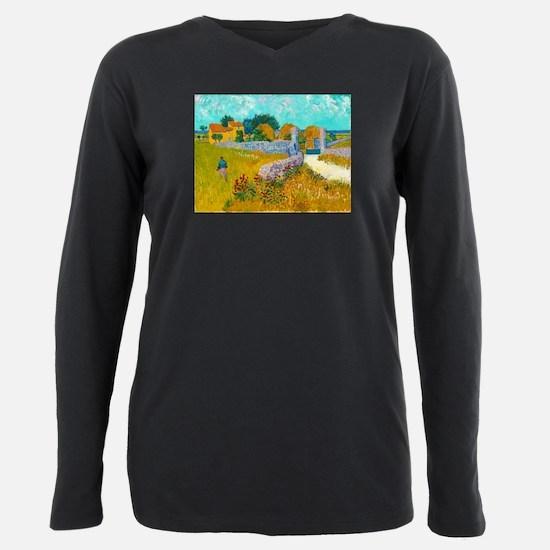 Farmhouse in Provence by Vincent van Gogh Plus Siz