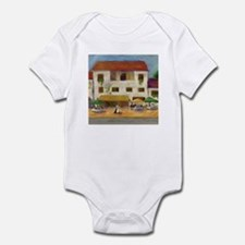 Tuscan Bistro Infant Bodysuit