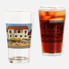 Tuscan Bistro Drinking Glass