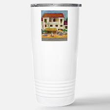 Tuscan Bistro Stainless Steel Travel Mug