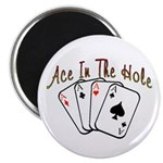 Ace Hole Magnet